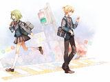 ありがとう (Arigatou)/LettuceP