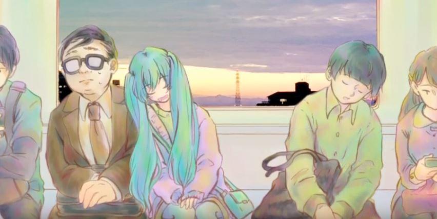 浮遊列車に乗って (Fuyuu Ressha ni Notte)