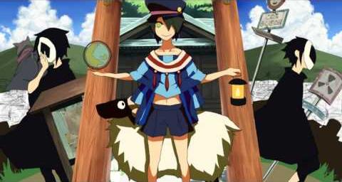 ワンダーランドと羊の歌 (Wonderland to Hitsuji no Uta)