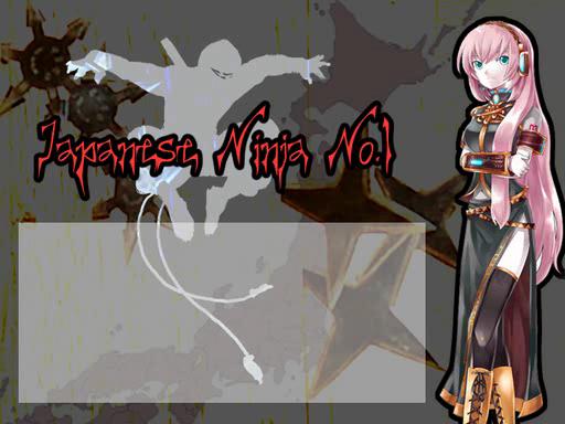 Japanese Ninja No.1