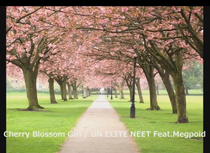 Cherry Blossom Girl/UN ELITE NEET