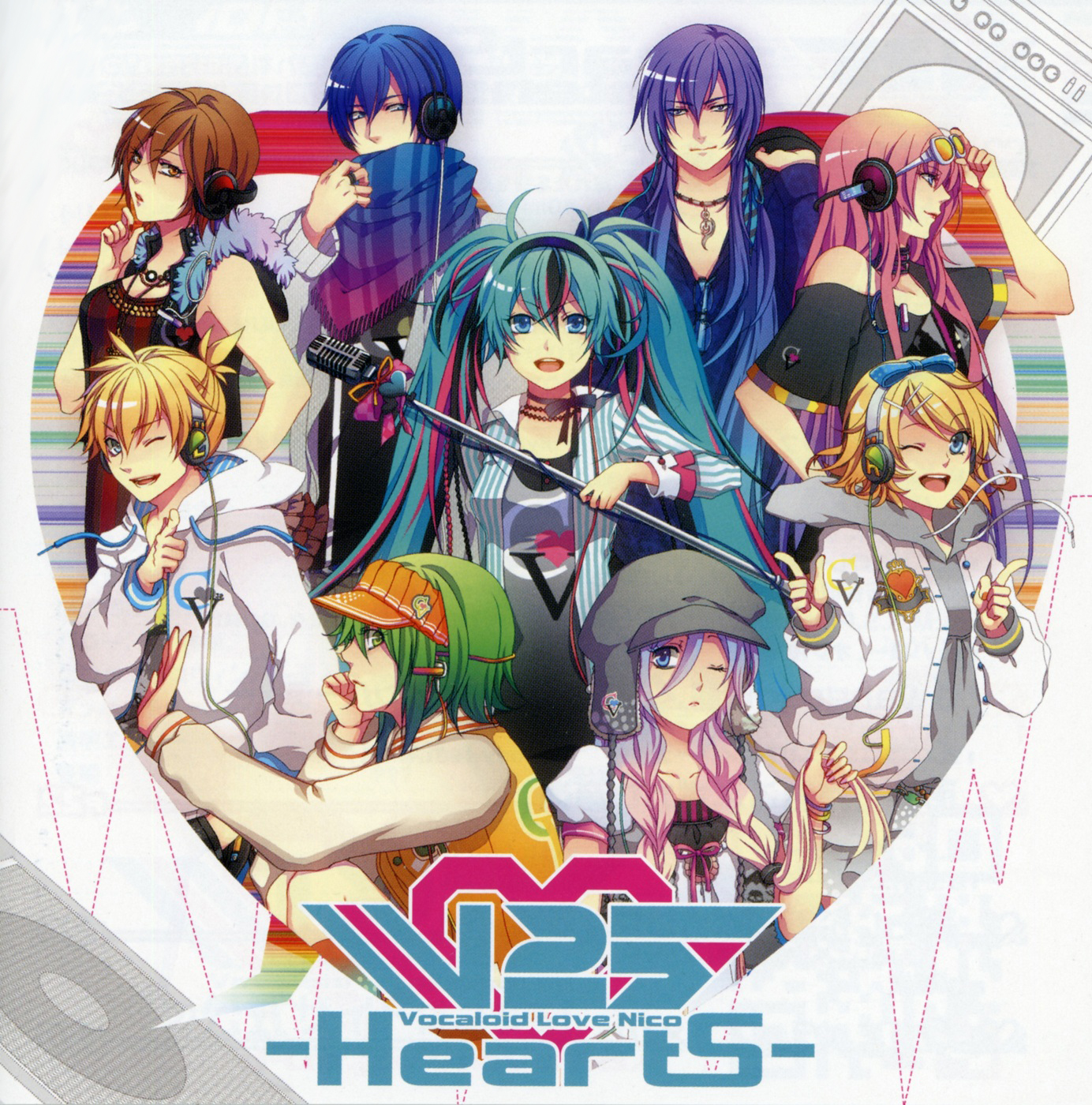 V♥25 -Hearts- (V love 25 -Hearts-) (album)