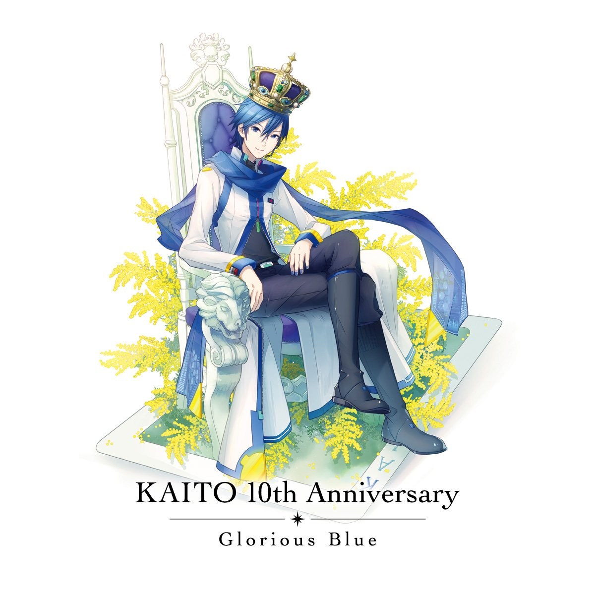 KAITO 10th Anniversary -Glorious Blue- (album)