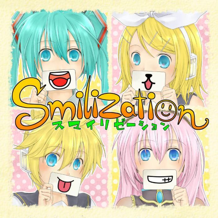 スマイリゼーション (Smilization) (album)