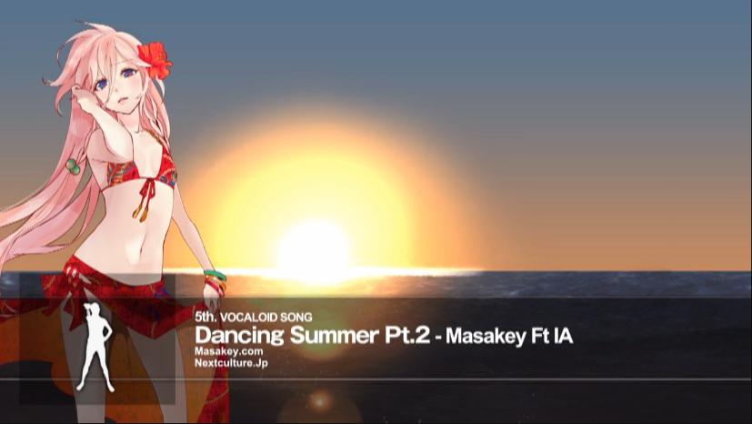 Dancing Summer Pt.2