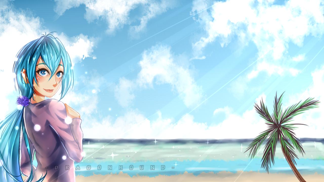 Ayo Kita ke Pantai
