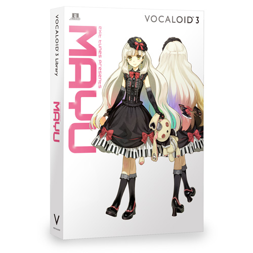 EXIT TUNES PRESENTS VOCALOID™3 Library MAYU SPECIAL 2CD (album)