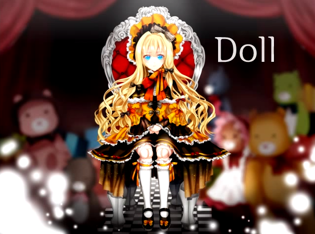 Doll/Springhead