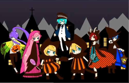 ドリィムメルティックハロウィン (Dream Meltic Halloween)