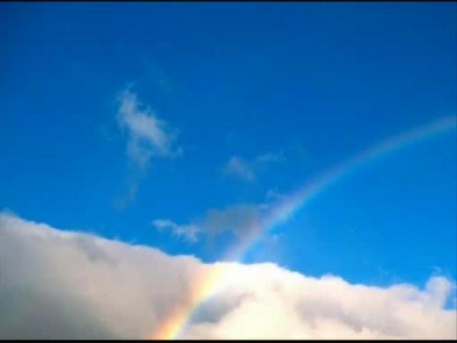 Falling Rainbow
