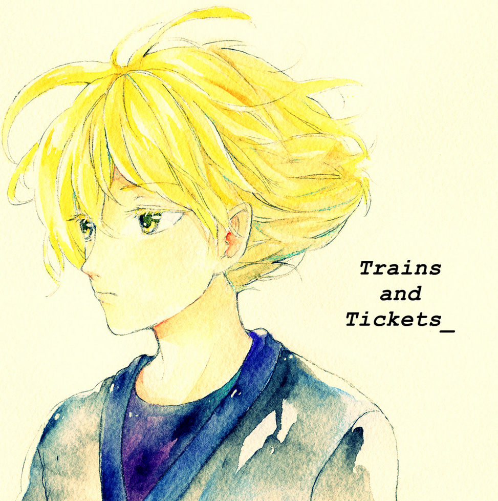 Trains and Tickets (album)