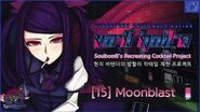 VA-11 HALL-A cocktail in real 15 Moonblast