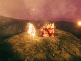 Terres de cendres