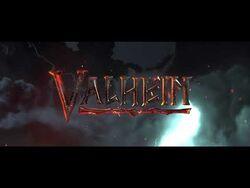 Valheim Announcement Date Trailer