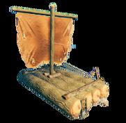 Raft appearance