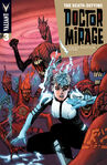 The Death-Defying Doctor Mirage Vol 1 3