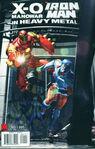 X-O Manowar Iron Man in Heavy Metal Vol 1 1