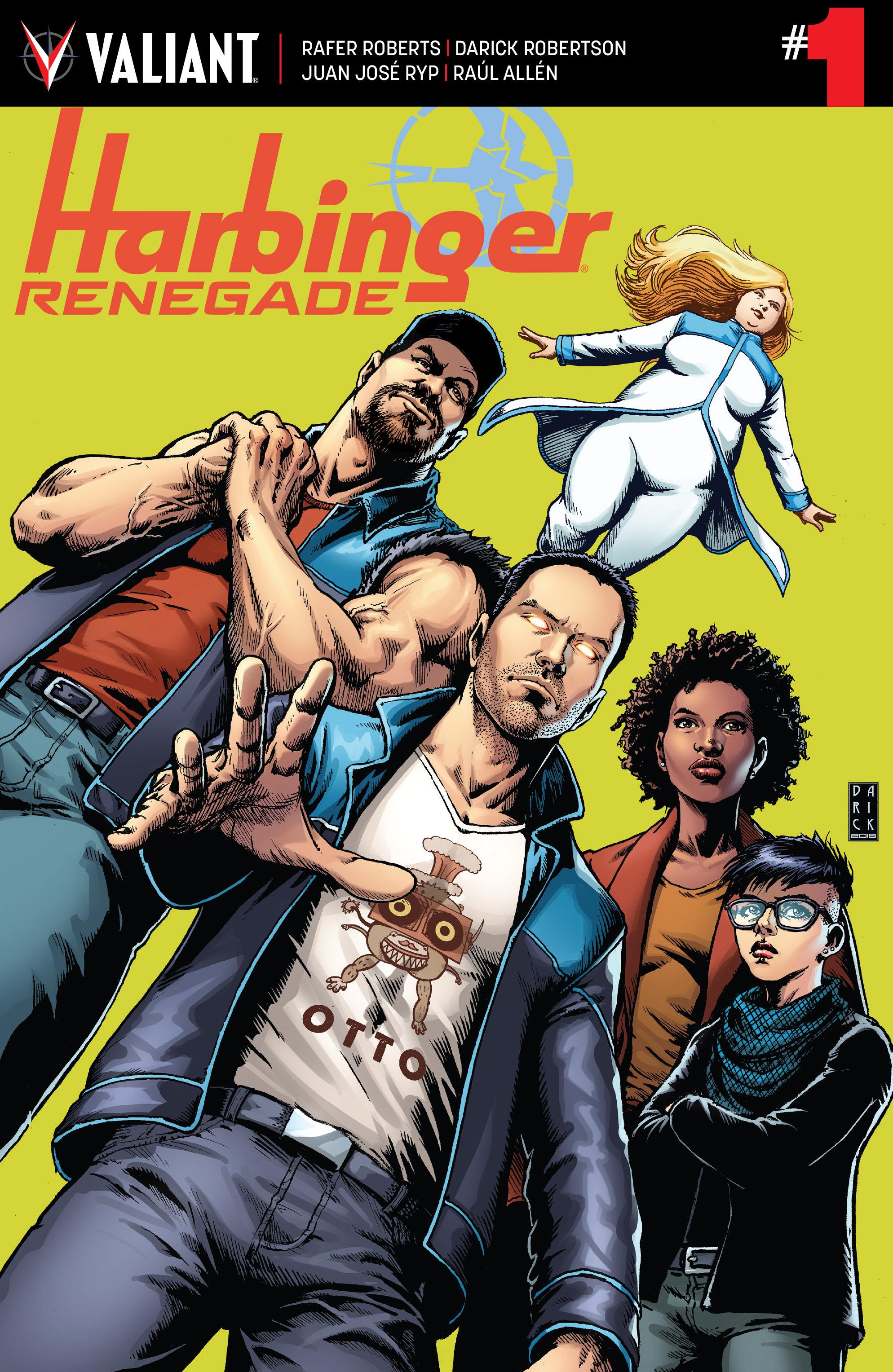 Harbinger Renegade Vol 1