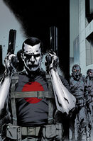Bloodshot Vol 3 6 Hairsine Variant Textless