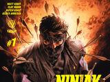 Ninjak Vol 3