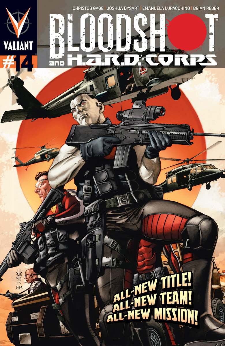 Bloodshot and H.A.R.D. Corps Vol 1