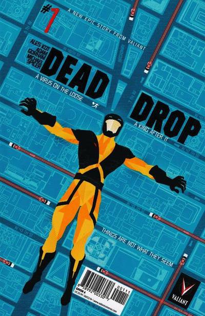 Dead Drop Vol 1