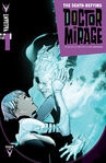 The Death-Defying Doctor Mirage Vol 1 1