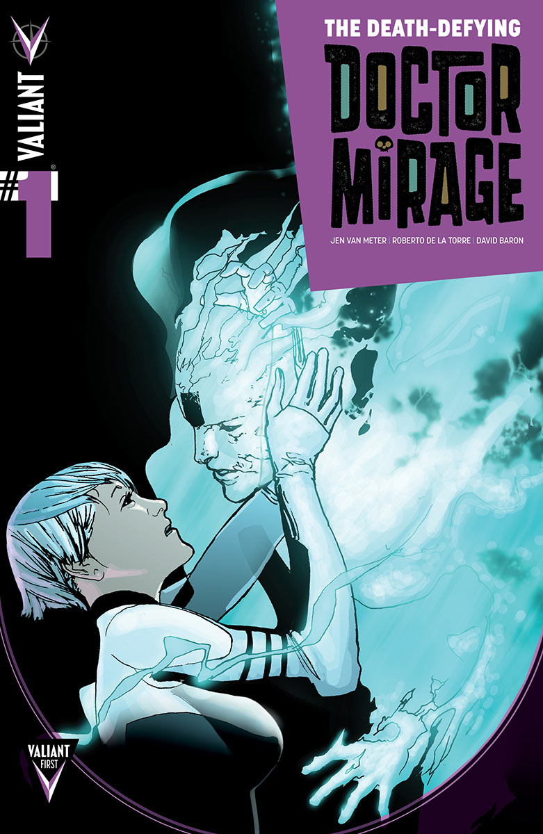 The Death-Defying Doctor Mirage Vol 1