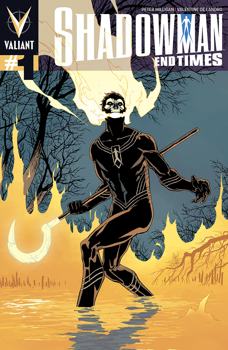 Shadowman: End Times Vol 1
