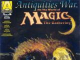 Antiquities War: On the World of Magic: The Gathering Vol 1