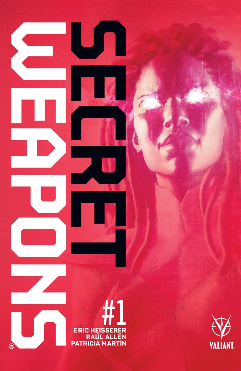 Secret Weapons Vol 2