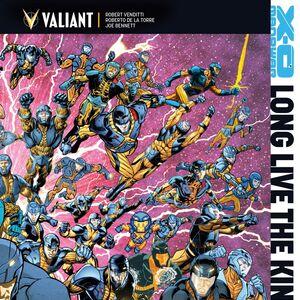 VALIANT Comics: x-O MANOWAR 2012 in corso ARIC di darcia XO Armour Shanhara