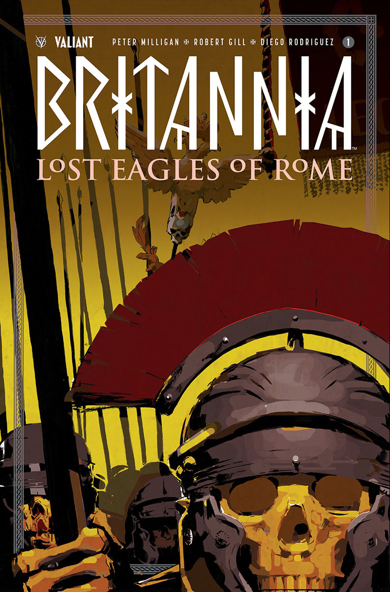 Britannia: Lost Eagles of Rome Vol 1