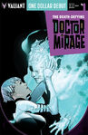 One Dollar Debut The Death-Defying Doctor Mirage Vol 1 1