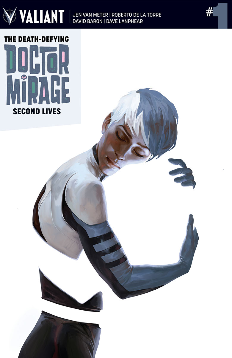 The Death-Defying Doctor Mirage: Second Lives Vol 1