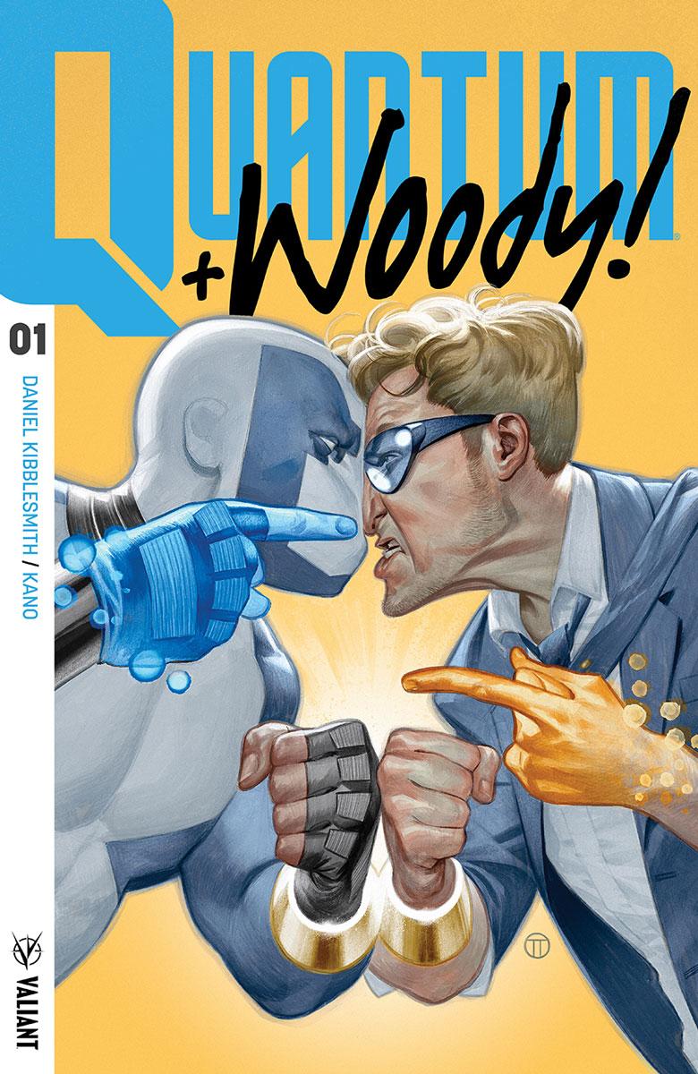Quantum and Woody Vol 3