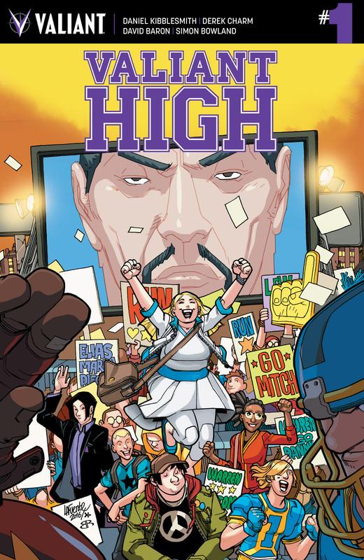 Valiant High Vol 1