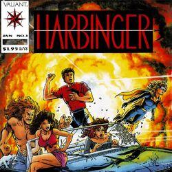Valiant Comics Publications