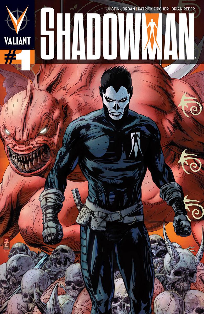 Shadowman Vol 4