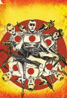Bloodshot Vol 3 0 Kindt Variant Textless