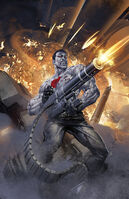 Bloodshot and HARD Corps Vol 1 19 Textless