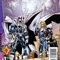 Acclaim Comics Volumes