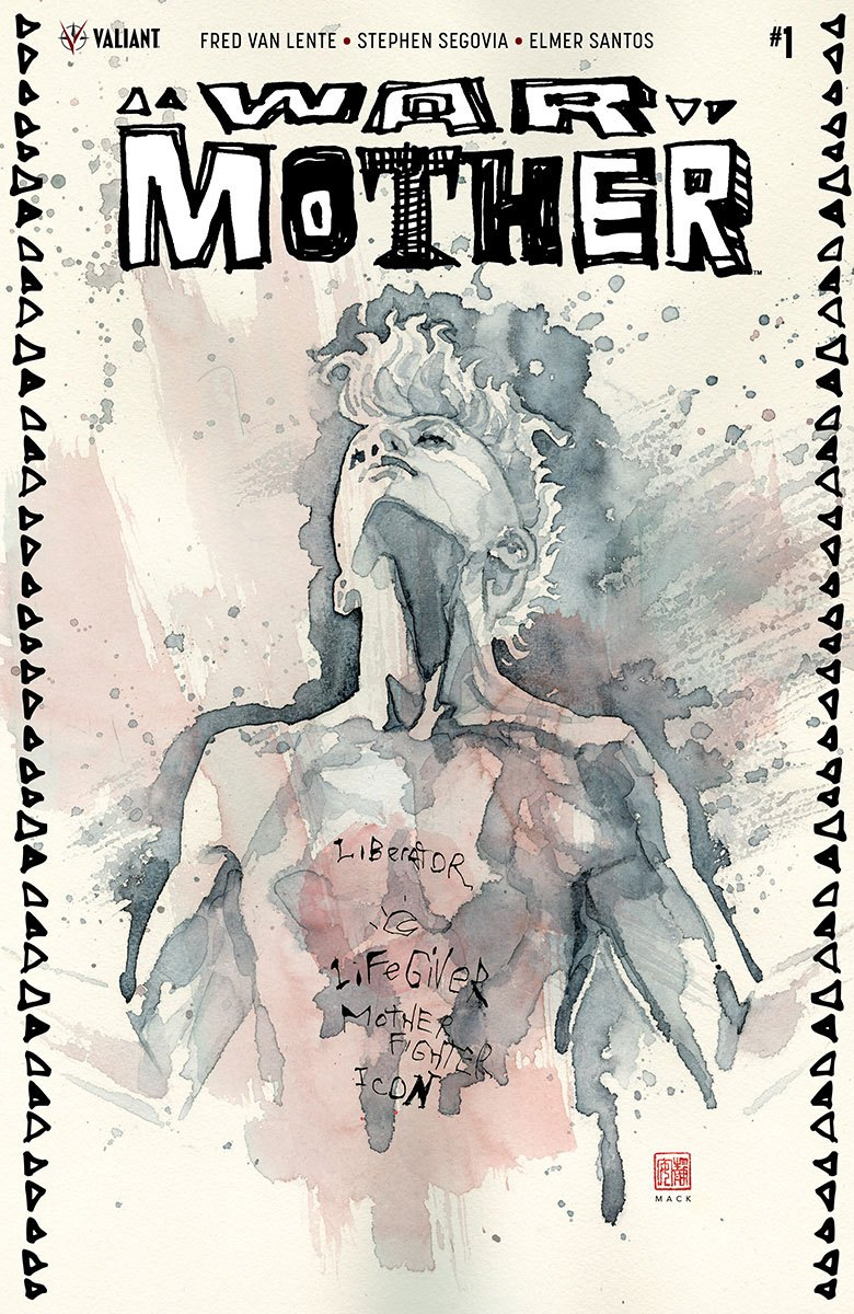War Mother Vol 1