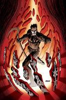 Shadowman Vol 4 1 Johnson Variant Textless