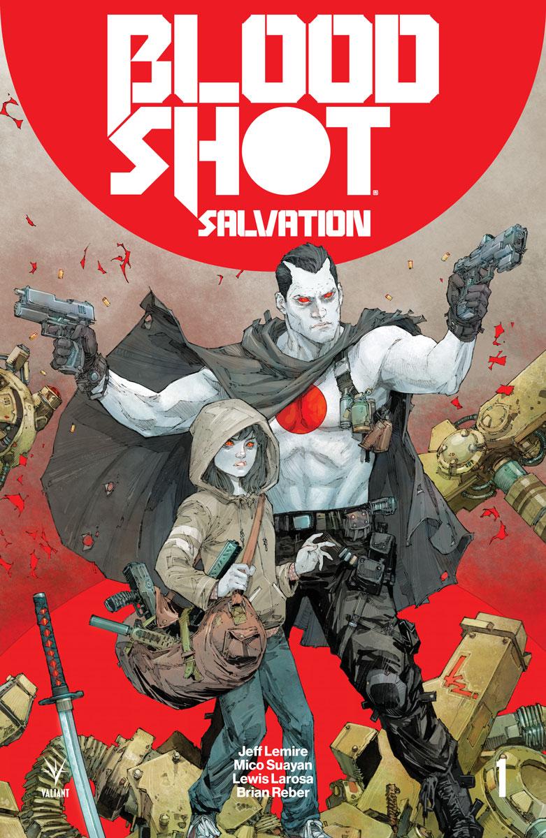 Bloodshot Salvation Vol 1