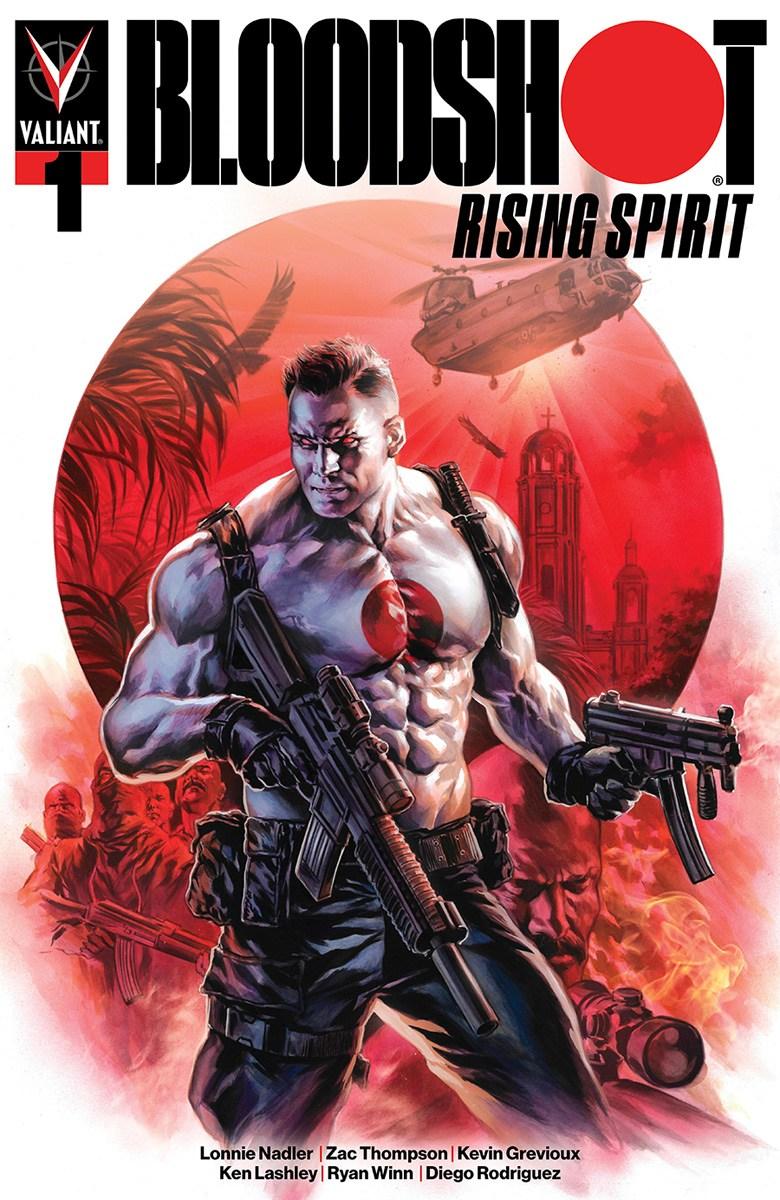 Bloodshot Rising Spirit Vol 1