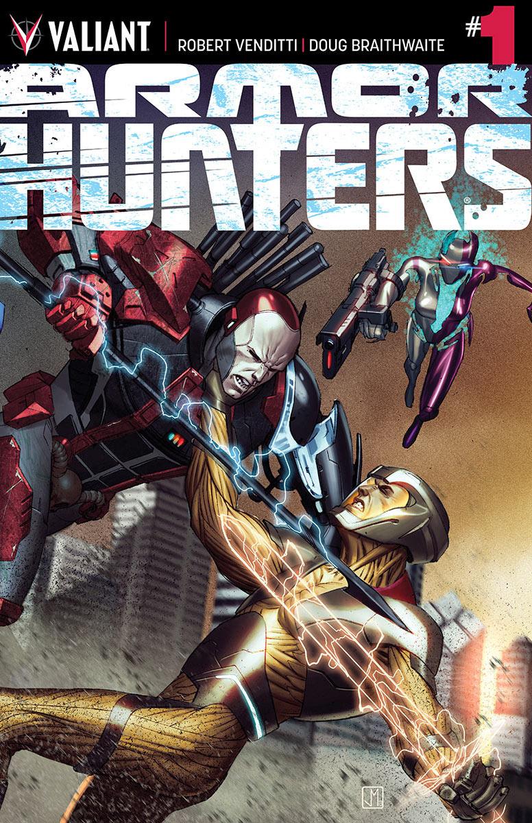 Armor Hunters Vol 1