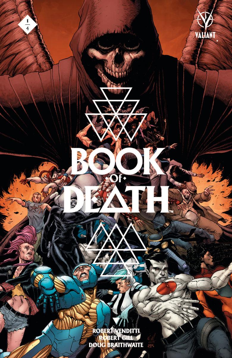 Book of Death Vol 1