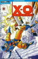 X-O Manowar Vol 1 8