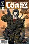 Bloodshot and HARD Corps HARD Corps Vol 1 0